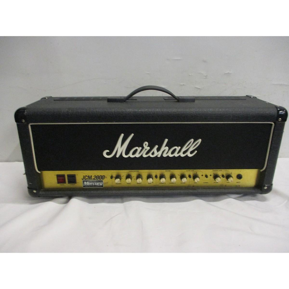 Marshall JCM2000 With Mercury Magnetics 100W Tube Guitar Amp Head