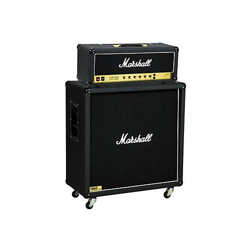 Marshall JCM800 2203 Vintage Series 100W Guitar Tube Head with 1960B 300W 4x12 Cabinet