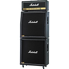 Marshall JCM800 2203X, 1960A, and 1960B Tube Guitar Full Stack