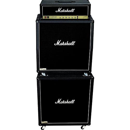Marshall JCM800 Head and 1960AV/1960BV Cab Full Stack Package