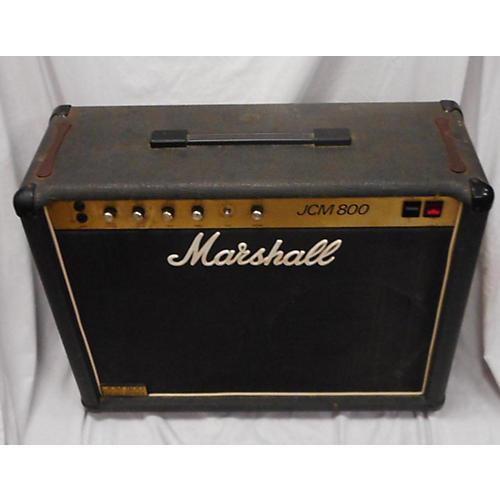used marshall jcm800 tube guitar amp head guitar center. Black Bedroom Furniture Sets. Home Design Ideas