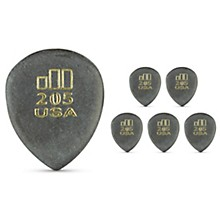 Dunlop JD JazzTone 205 Guitar Picks 6-Pack
