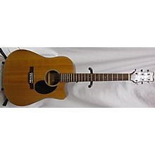 Jasmine JD39CE Acoustic Electric Guitar
