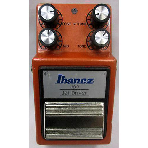 Ibanez JD9 Jet Driver Distortion Effect Pedal