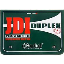 Radial Engineering JDI Duplex Stereo Direct Box Level 1
