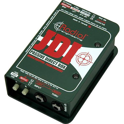 Radial Engineering JDI MK3 Passive Direct Box