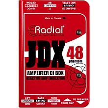 Radial Engineering JDX-48 Reactor Guitar Amp Direct Box Level 1