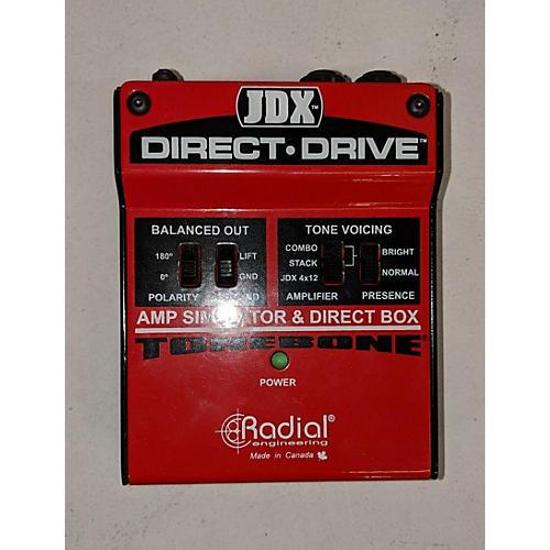 Radial Engineering JDX DIRECT DRIVE Direct Box