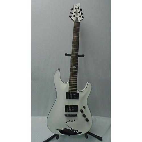 Schecter Guitar Research JERRY HORTON PAPA ROACH DIAMOND SERIES Solid Body Electric Guitar