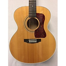 Guild JF30-12 12 String Acoustic Electric Guitar