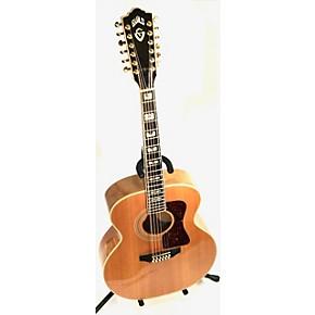 used guild jf65 12 12 string acoustic guitar guitar center. Black Bedroom Furniture Sets. Home Design Ideas