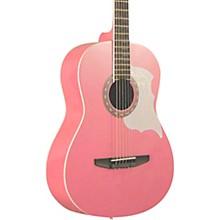 JG-100 Starter Acoustic Guitar Pink
