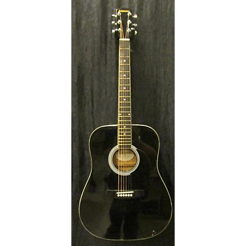 Johnson JG-610-B Acoustic Guitar