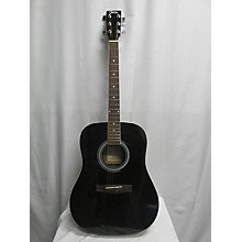Johnson JG-620-B Acoustic Guitar