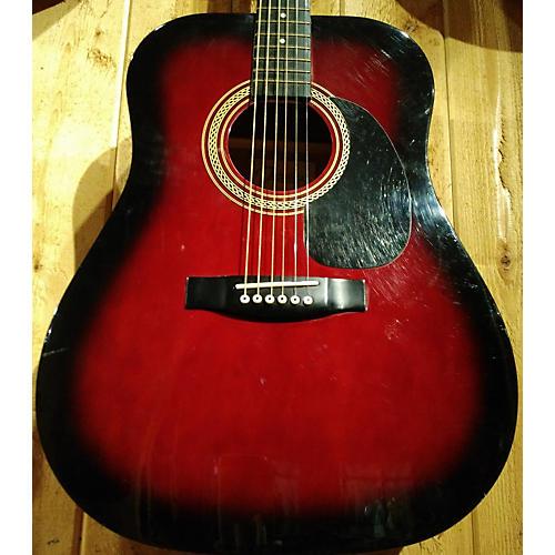 Johnson JG610R Acoustic Guitar