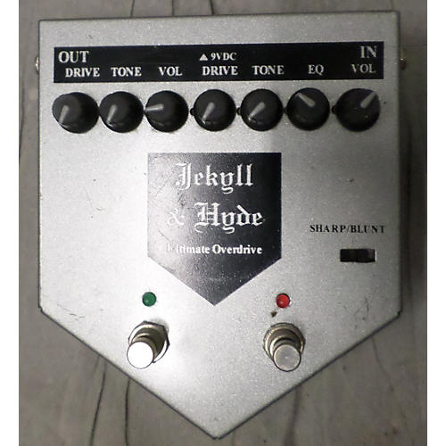 Visual Sound JH1 JEKYLL & HYDE Effect Pedal