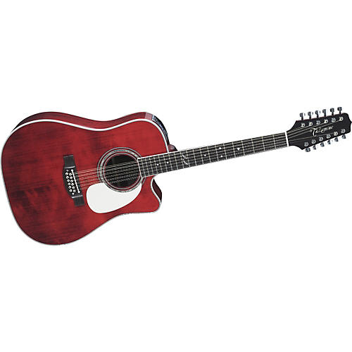 Takamine JJ325SRC12 John Jorgenson Signature 12-String Acoustic-Electric Guitar
