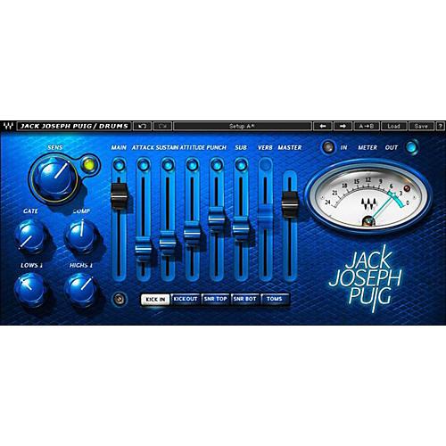 Waves JJP Drums Native/SG Software Download
