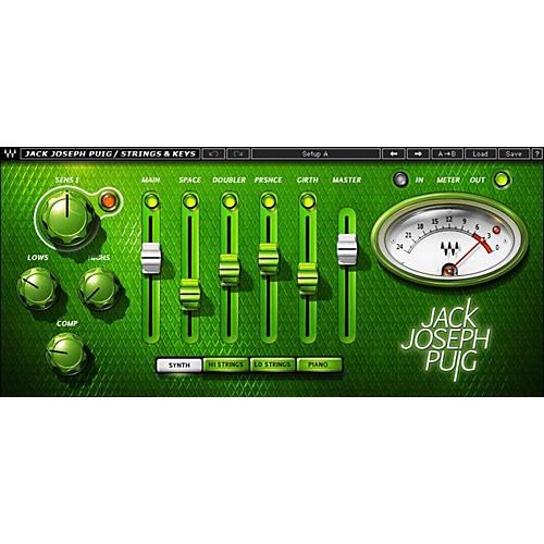 Waves JJP Strings & Keys Native/SG Software Download