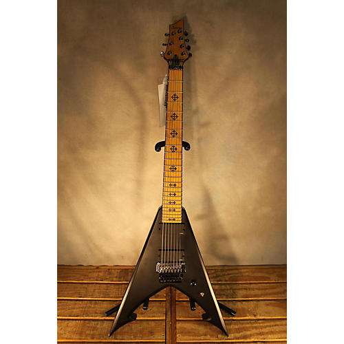 Schecter Guitar Research JLV-7 Solid Body Electric Guitar