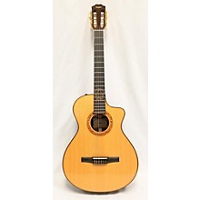Taylor JMSM Jason Mraz Signature Classical Acoustic Electric Guitar