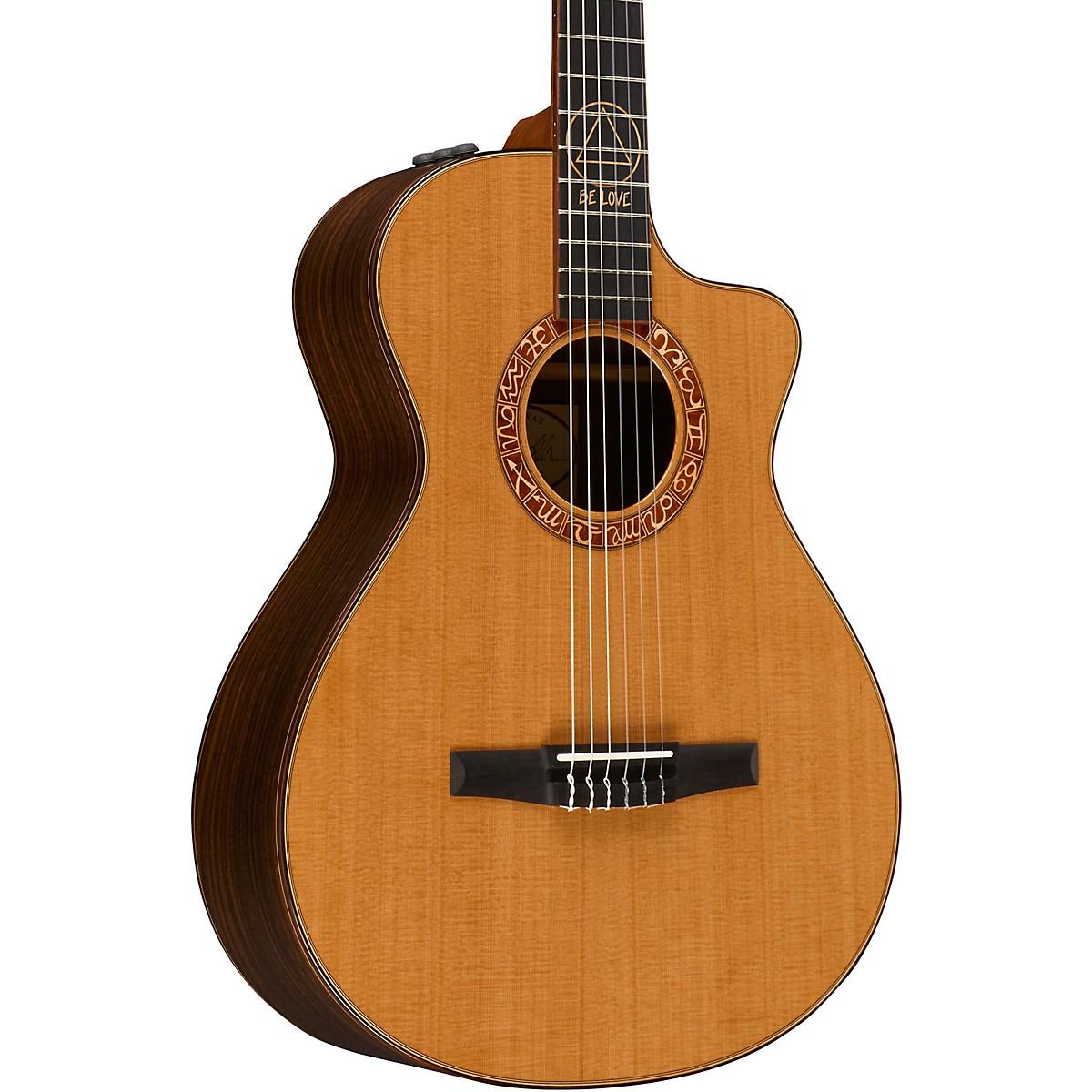 Taylor JMSM Jason Mraz Signature Model Grand Concert Acoustic-Electric Guitar