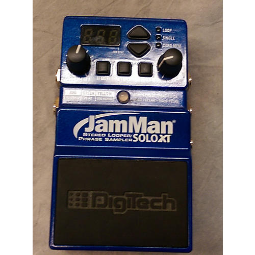 Digitech JMSXT Jam Man Blue Pedal