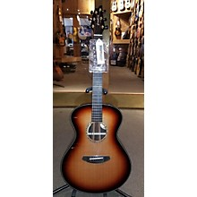 Breedlove JOURNEY CONCERT BLACK CHERRY FS E Acoustic Electric Guitar