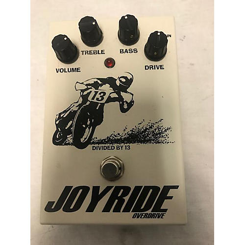 Divided By 13 JOYRIDE OVERDRIVE Effect Pedal