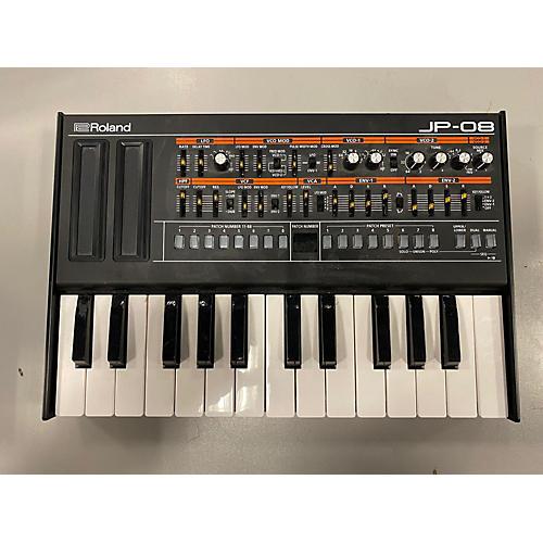 used roland jp 08 with k25m synthesizer guitar center. Black Bedroom Furniture Sets. Home Design Ideas
