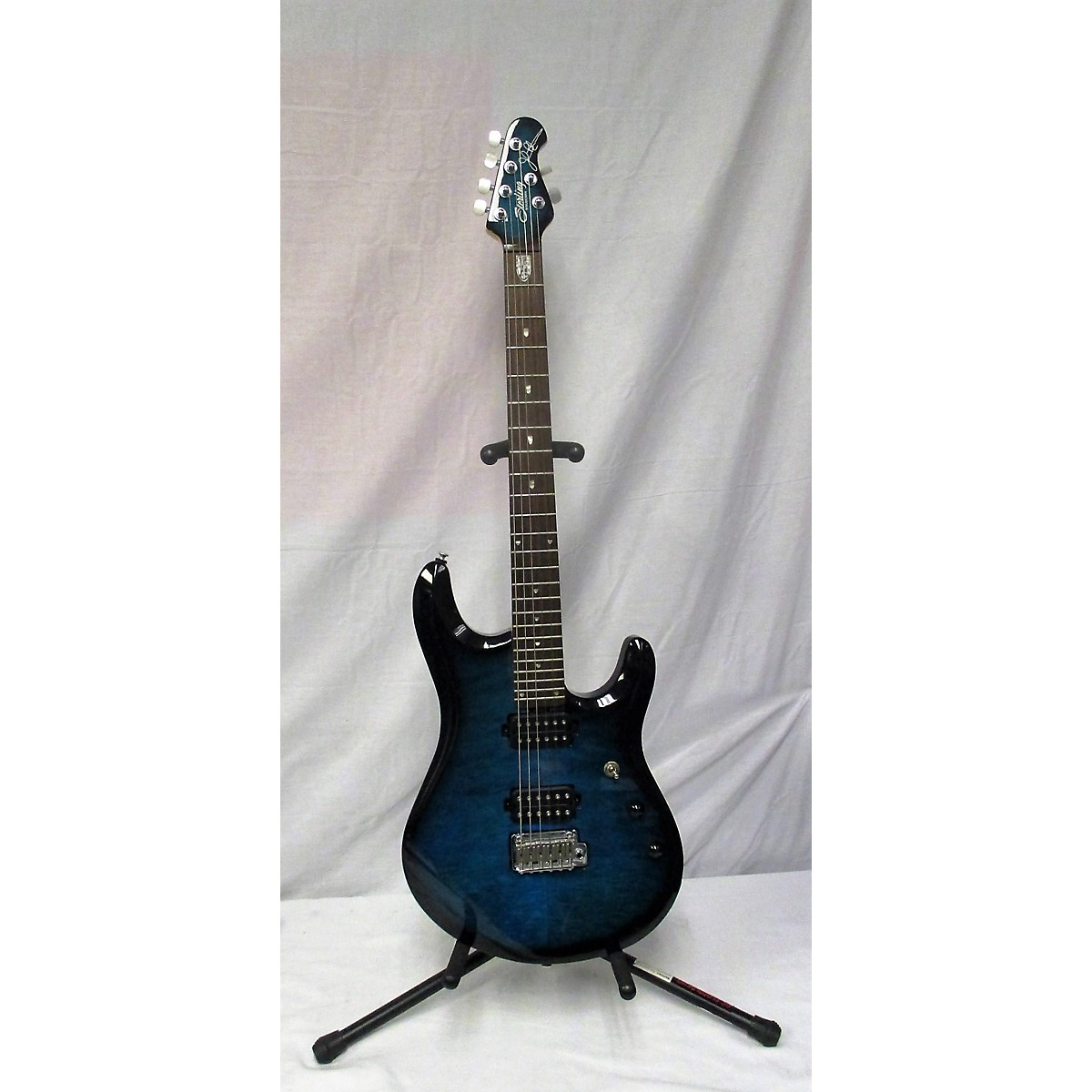 Sterling by Music Man JP100 JOHN PETRUCCI SIGNATURE MODEL Solid Body Electric Guitar