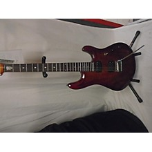 Sterling by Music Man JP100DNB Solid Body Electric Guitar