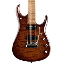 JP15 Roasted Quilt Maple Top 7-String Electric Guitar Sahara Burst
