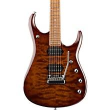 JP15 Roasted Quilt Maple Top Electric Guitar Sahara Burst