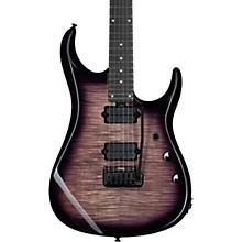 JP150D John Petrucci Signature with DiMarzio Pickups Electric Guitar Level 2 Eminence Purple Flame 194744269295