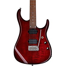 JP150FM John Petrucci Signature Electric Guitar Royal Red
