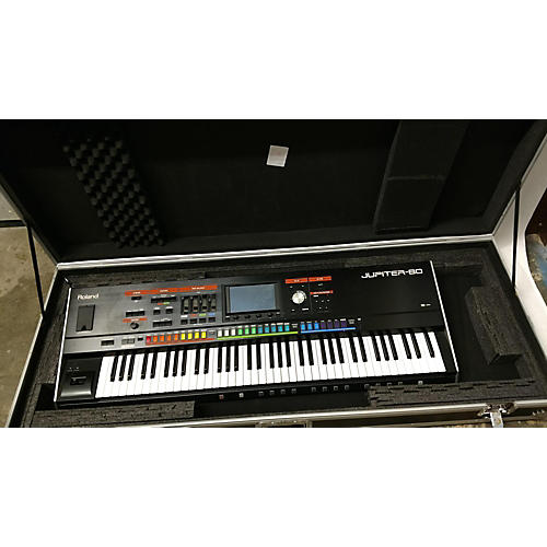 Roland JP80 Jupiter 80 76 Key Synthesizer