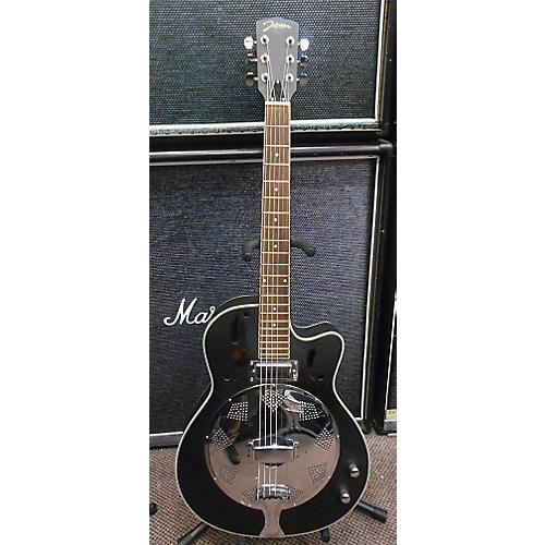 Johnson JR520 Swamp Stomper Resonator Guitar