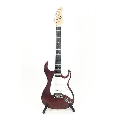 J. Reynolds JRPAK6TR Solid Body Electric Guitar
