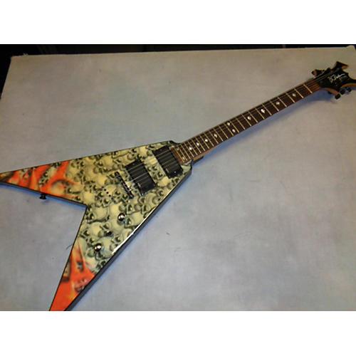 B.C. Rich JRV Body Art Solid Body Electric Guitar