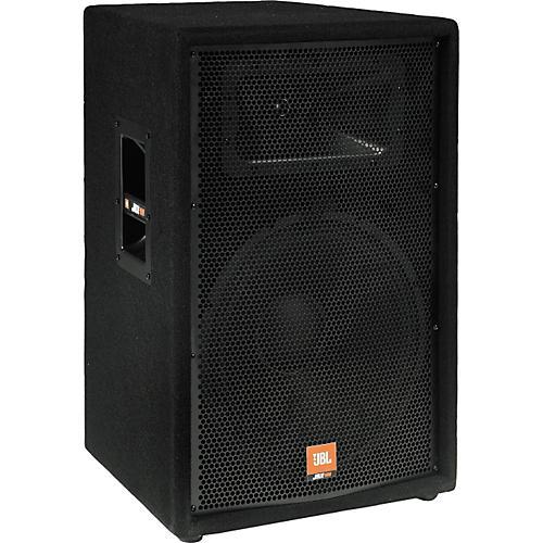 jbl jrx115 15 2 way speaker cabinet guitar center. Black Bedroom Furniture Sets. Home Design Ideas