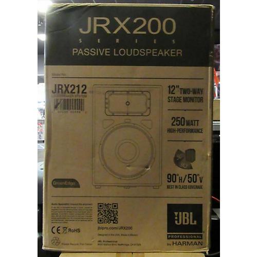JBL JRX200 Power Amp