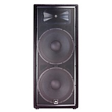 "JBL JRX225 Dual 15"" Two-way Passive Loudspeaker with 2000W Peak Power"