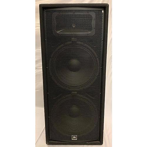 used jbl jrx225 unpowered speaker guitar center. Black Bedroom Furniture Sets. Home Design Ideas