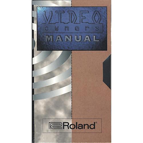 Boss JS-5VM Video Owner's Manual for JS-5