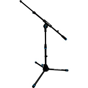 jamstands js mctb50c low profile mic stand with telescoping boom guitar center. Black Bedroom Furniture Sets. Home Design Ideas