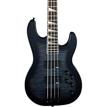 JS Series Concert Bass JS3Q Transparent Black Burst