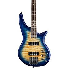 JS Series Spectra Bass JS3Q Amber Blue Burst