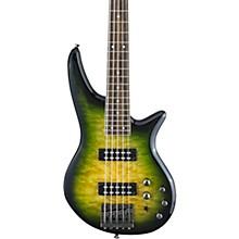 JS Series Spectra Bass JS3QV 5-String Alien Burst