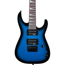 JS1X Dinky Minion Electric Guitar Metallic Blue Burst